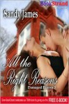 All the Right Reasons - Sandy James