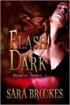 Flash of Dark - Sara Brookes