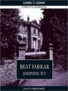 Brat Farrar (MP3 Book) - Josephine Tey, Carole Boyd