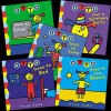 Todd Parr's Otto Bundle: Including: Otto Goes To School, Otto Goes To The Beach, Otto Goes To Bed, Otto Has a Birthday Party, and Otto Goes To Camp - Todd Parr, Joshua Ferris