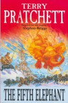 The Fifth Elephant (Discworld, #24) - Terry Pratchett, Stephen Briggs