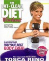 The Eat-Clean Diet Workout: Quick Routines for Your Best Body Ever (with DVD) - Tosca Reno