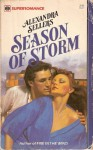 Season of Storm - Alexandra Sellers