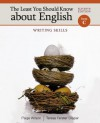 The Least You Should Know About English: Writing Skills, Form C - Wilson, Glazier