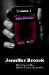 Caller Unknown - Jennifer Brozek