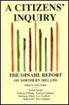 Opsahl Report on Northern Ireland: A Citizen's Inquiry - Andy Pollak