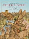 The Complete Tales of Peter Rabbit - Beatrix Potter, Charles Santore
