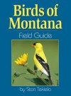 Birds of Montana Field Guide - Stan Tekiela