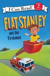 Flat Stanley and the Firehouse: I Can Read Level 2 (I Can Read Book 2) - Jeff Brown, Macky Pamintuan