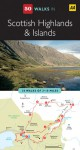 AA 50 Walks in Scottish Highlands and Islands - A.A. Publishing, A.A. Publishing