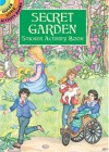 Secret Garden Sticker Activity Book - Marty Noble