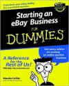 Starting an eBay Business for Dummies - Marsha Collier, Collier, S. Hayes
