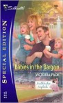 Mills & Boon : Babies In The Bargain (Northbridge Nuptials) - Victoria Pade
