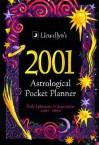 2001 Astrological Pocket Planner: Daily Ephemeris & Aspectarian 2001-2002 - Llewellyn Publications