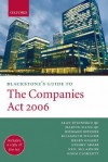 Blackstone's Guide to the Companies ACT 2006 - Martin Mann