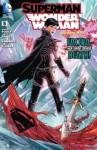 Superman/Wonder Woman (2013- ) #5 - Charles Soule, S. Daniel Tony