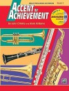 Accent on Achievement, Bk 2: Mallet Percussion & Timpani, Book & CD - John O'Reilly, Mark Williams