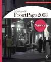 Microsoft FrontPage 2003: Savvy - Christian Crumlish, Kate J. Chase