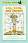 Leo, Zack, and Emmie - Amy Ehrlich, Steven Kellogg