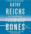 Flash And Bones (Temperance Brennan, #14) - Kathy Reichs, Linda Emond