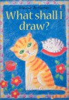 What Shall I Draw? (Usborne Activities) - Ray Gibson, Felicity Everett