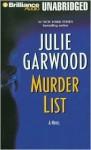 Murder List - Julie Garwood, Joyce Bean