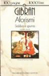 Aforismi - Sabbia e spuma - Kahlil Gibran