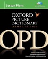 Oxford Picture Dictionary Lesson Plans with Audio CDs (3): Instructor Planning Resource (Book, CDs, CD-ROM) for Multilevel Listening and Pronunciation Exercises. - Jayme Adelson-Goldstein, Norma Shapiro, Jenni Currie Santamaria