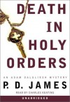 Death In Holy Orders (Adam Dalgliesh, #11) - P.D. James, Charles Keating