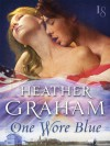 One Wore Blue (Cameron Family Saga #4) - Heather Graham, Vincent Fr McNabb