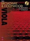 Broadway & Hollywood Classics: Viola: 12 Solo Arrangements with CD Accompaniment [With CD] - Cherry Lane Music Co