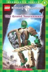 Grand Tournament (Knights' Kingdom Reader Level 4) - Daniel Lipkowitz, MADA Design
