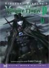 Hideyuki Kikuchi's Vampire Hunter D, Volume 04 - Part 2 of 2 - Saiko Takaki, Hideyuki Kikuchi