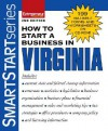 How to Start a Business in Virginia [With 199 Valuable Forms & Worksheets on CDROM] - Entrepreneur Press