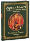 Arabian Nights: The Book of a Thousand Nights and a Night - Anonymous, Richard Francis Burton, William Harvey, The Brothers Dalziel