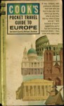 Cook's Pocket Travel Guide to Europe - Sheridan H. Garth, William I. Kaufman