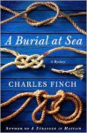 A Burial at Sea (Charles Lenox Mysteries #5) - Charles Finch