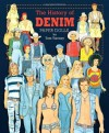 The History of Denim Paper Dolls - Tom Tierney