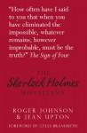 The Sherlock Holmes Miscellany - Roger Johnson, Jean Upton