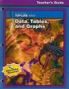 Steck-Vaughn Top Line Math: Teacher's Guide Data, Tables & Graphs - Steck-Vaughn Company