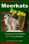 Meerkats For Kids - Amazing Animal Books for Young Readers - John Davidson, Lisa Barry