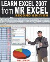 Learn Excel 97 Through Excel 2007 from Mr. Excel: 377 Excel Mysteries Solved! - Bill Jelen