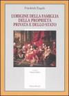 L' origine della famiglia della proprietà privata e dello Stato - Friedrich Engels
