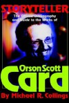 The Work of Orson Scott Card: An Annotated Bibliography & Guide - Michael R. Collings, Boden Clarke