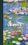 Monet Notebook: Water Lilies and Japanese Bridge ( Journal / Cuaderno / Portable / Gift ) - Zondervan Publishing