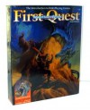 First Quest/Audio CD Game (Advanced Dungeons & Dragons 2nd Edition) - Richard Baker, David Zeb Cook, Flint Dille, Bruce Nesmith