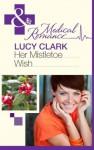 Her Mistletoe Wish (Mills & Boon Medical) - Lucy Clark