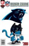 NFL Rush Zone: Season Of The Guardians #1 - Carolina Panthers Cover - Kevin Freeman, M. Goodwin
