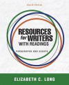 Resources for Writers with Readings (with Mywritinglab with Pearson Etext) - Elizabeth C. Long