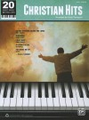 20 Sheet Music Bestsellers: Christian Hits: Easy Piano - Alfred Publishing Company Inc.